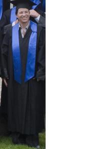 Masterabschluss März 2011